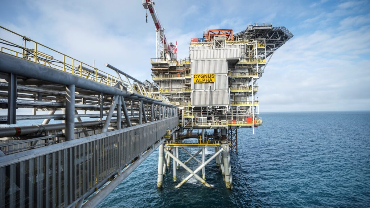 'Offshore oil and gas can be part of the solution to reaching net zero'