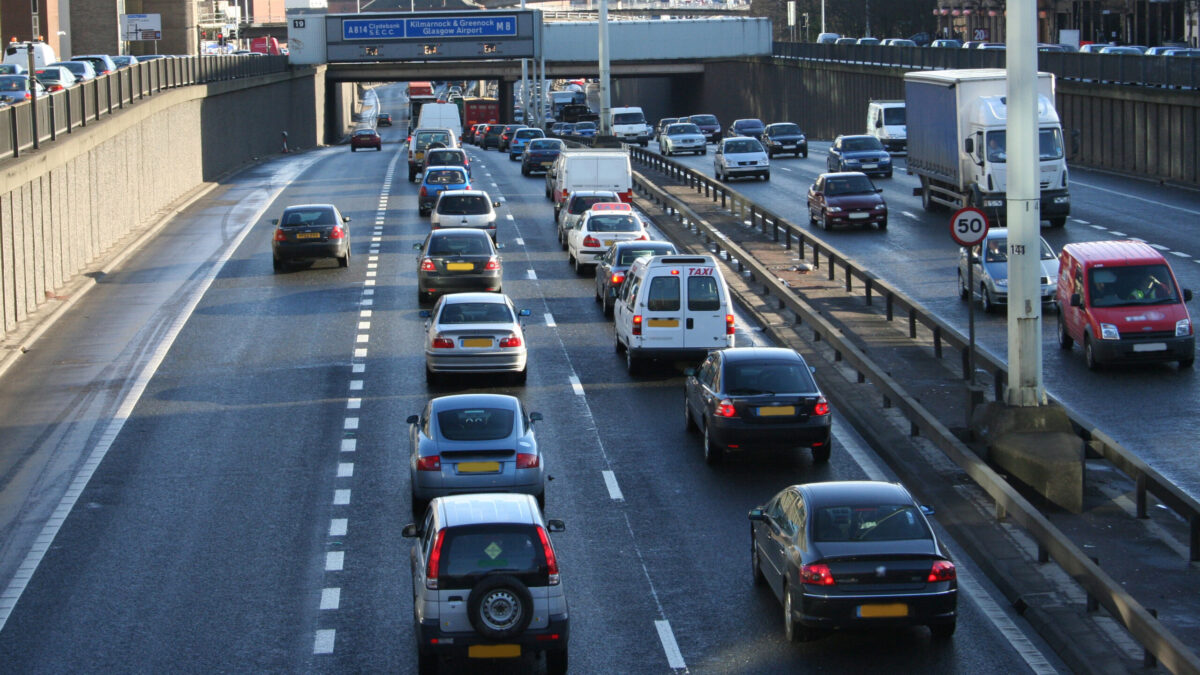 Time for Scotland's EV switch to move into the fast lane